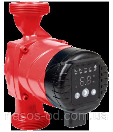 """Циркуляционный насос Euroaqua GPS25-4S/180 для системы отопления 32-65Вт Hmax4м Qmax46л/мин Ø1½"""" 180мм + гайки"""