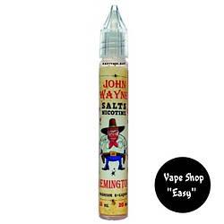 John Wayne Remington 15 ml Солевая жидкость для под сиситем. (Табачная)