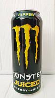 Газированный энергетический напиток Monster Energy Juice Ripper 500мл (Великобритания)