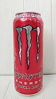 Газированный энергетический напиток Monster Energy Ultra Red 500мл (Великобритания)