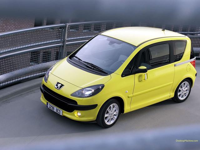 Peugeot 1007 (04.2005-)