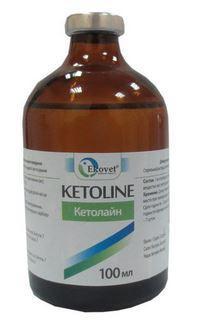 Кетолайн, 100мл
