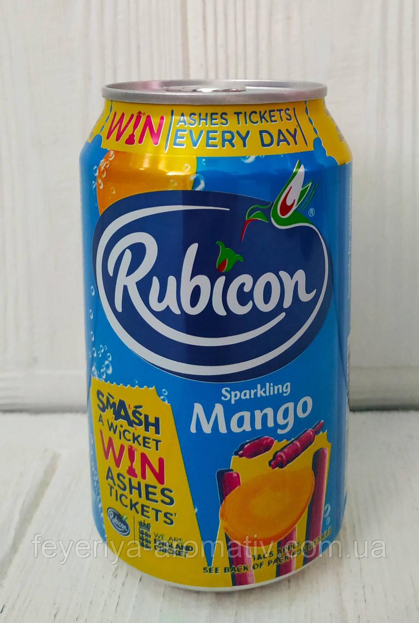 Газированный напиток Rubicon Mango 330мл (Великобритания)