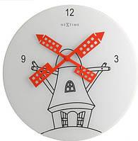 Часы настенные NeXtime Часы настенные Windmil SKU_188