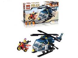 """Конструктор (Аналог Лего) Brick 1905 """"Полиция"""" (157 деталей)"""