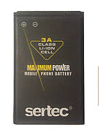 Аккумуляторная батарея Sertec (BL-4C)
