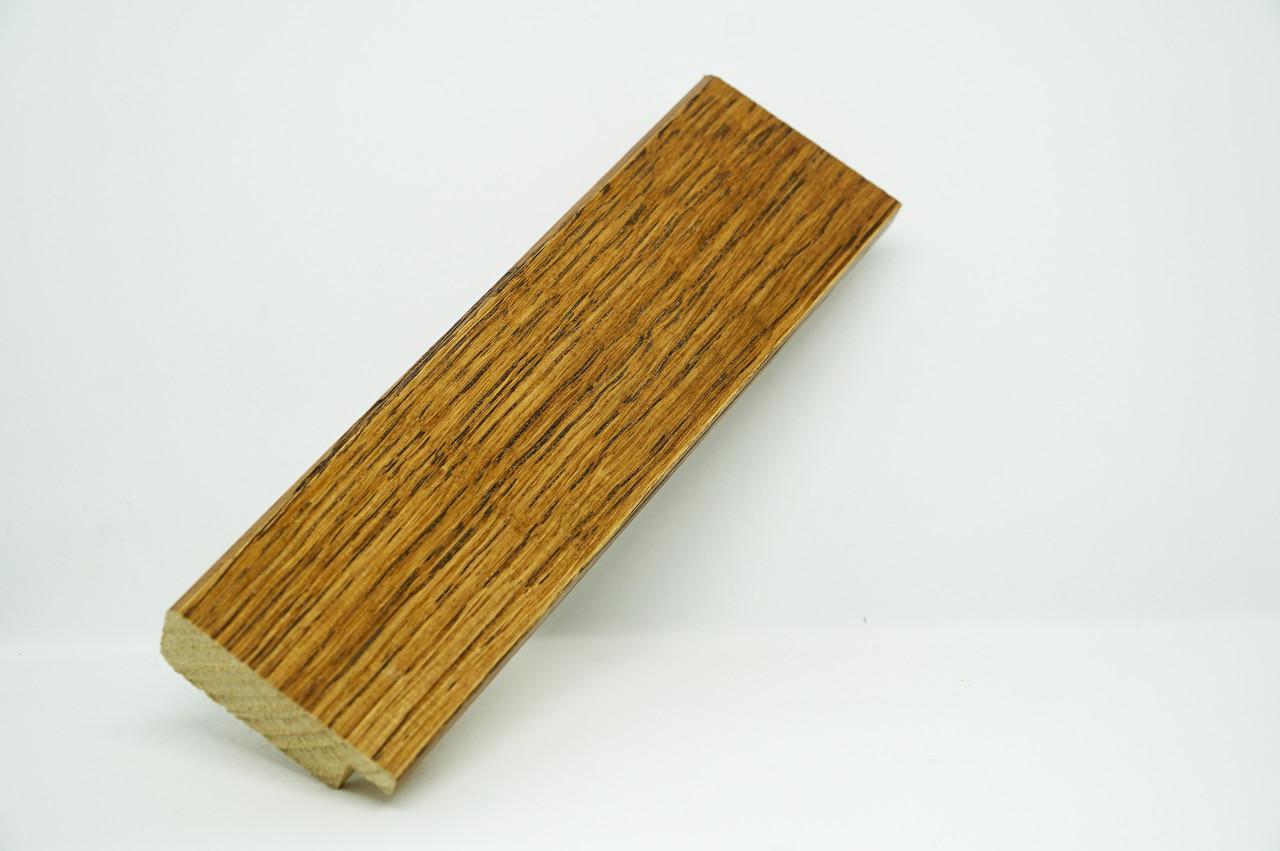 Багет дерев'яний Дуб плоский