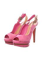 Босоножки Женские р.36 Розовый Лето Schutz Бразилия (SC005)