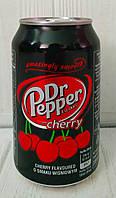 Газированный напиток Dr. Pepper Cherry 330мл (Испания)