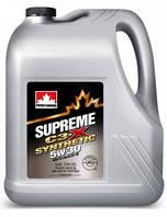 PC SUPREME C3-X SYNTHETIC 5W-30 (4л) Синтетическое моторное масло. Бензин - Газ