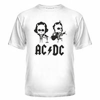 "Футболка ""Rock. AC/DC"""