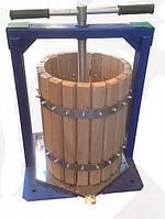 Пресс для сока 20л деревянный дубовый