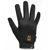 Высоко тактильные перчатки MacWet Short Cuff Climatec Gloves, black. Великобритания, оригинал