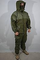 Костюм тактический мужской Горка-3 Олива Палатка Китель-брюки
