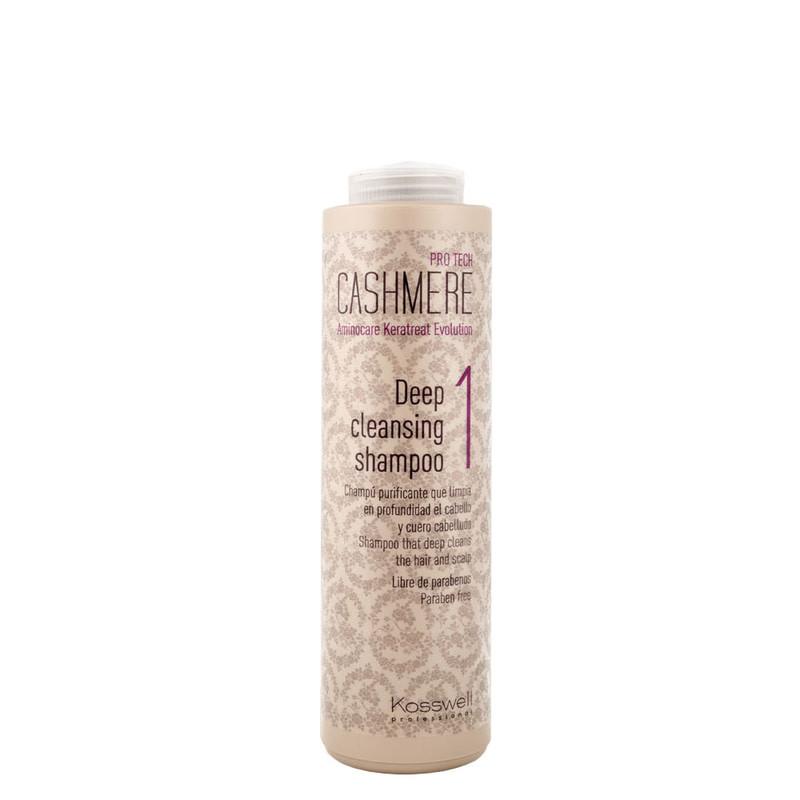 Шампунь для глибокого очищення Kosswell Professional Kosswell Deep Cleansing Shampoo, 500 мл