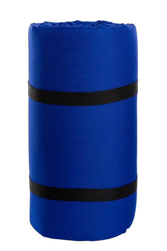 Коврик для аэробики с поролоном с ремнями фиксации 150*40 см
