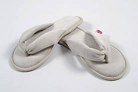 Домашняя обувь Tac - Тапочки Node inci 36-38 светло-серый