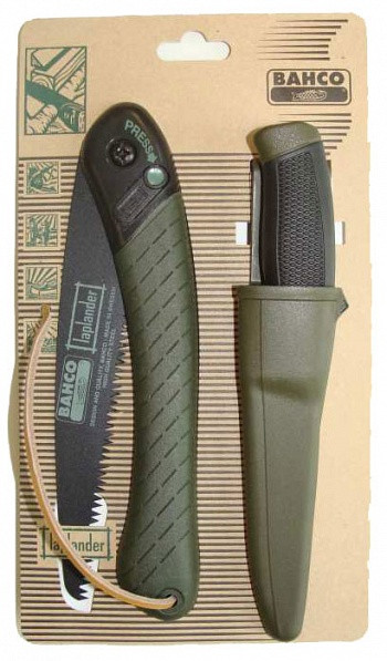 Набор Bahco Laplander ножовка 396 + нож 2444 LAP-KNIFE - v-sezone в Одессе