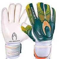 Вратарские перчатки HO Soccer Megagrip Rollfinger PRO