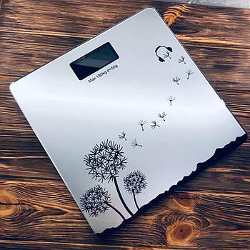 Весы напольные Domotec MS-1604 Серые