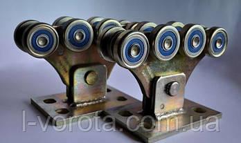 Rolling Hi-Tech до 500кг комплект фурнитуры для сдвижных ворот