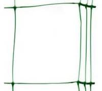 Клевер Сетка пластиковая 'огуречка' яч. 130х150 мм, рул. 2х500 м (зеленая)