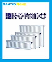 Стальной радиатор KORADO RADIK KLASIK 22k 500*400 б.п.