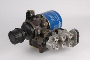 Комплексная система подготовки воздуха KNORR