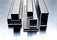 Труба алюминиевая профильная АД35 Т6 180х40х4,0мм