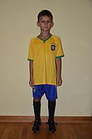 Футбольная форма сборной команды Бразилии