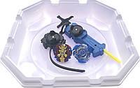 Волчок smart Бейблейд набор с ареной Волчек XENO XCALIBUR.M.I B-48 Beyblade Экскалибур B-48 + Victory Valkyrie Валкирия B-34 с пусковым устройством