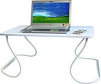 Подставка под ноутбук smart Подставка для ноутбука S2 white SKU_508046
