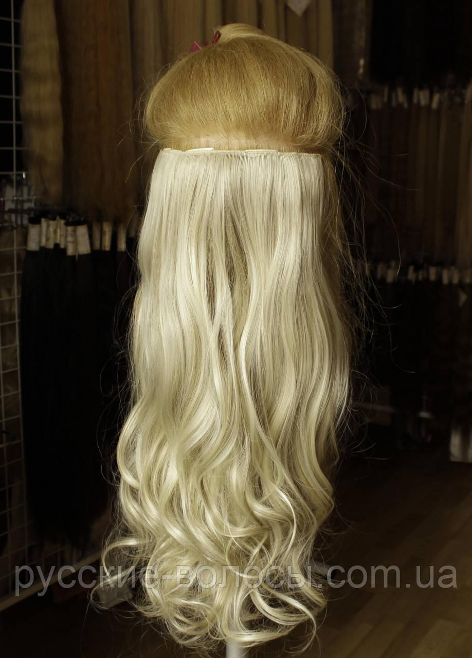 Штучне волосся на шпильках