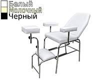 Педикюрное кресло Белый, Бежевый, Черный B.S.Ukraine (SPA-115)
