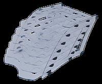Лоток горизонтальный сборный Арника 6 в 1 пластиковый  прозрачный