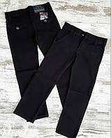 Детские школьные джинсы Onix, для мальчиков 6-10 лет, черные, Турция, оптом