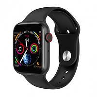 Смарт-часы Smart Watch SENOIX™ IWO-10 Lite Black с функцией ECG
