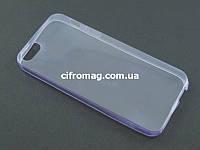 Чехол Remax ультратонкий для Apple iPhone SE 5 5S белый