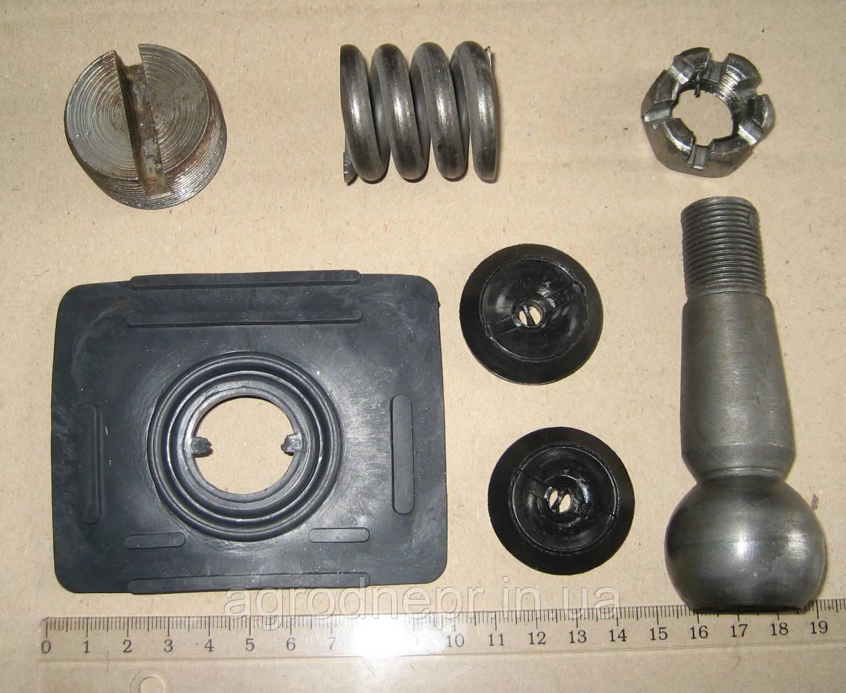 Ремкомплект наконечника продольной тяги (полный) передней оси ЮМЗ 45-3003070 РК