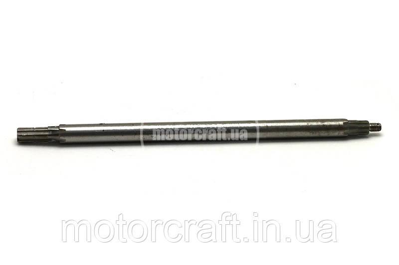 Вал нижний передающий косилки L=380 mm