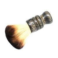Сметка для волос с деревянной ручкой YRE