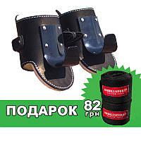 Гравитационные ботинки JUNIOR (до 90 кг) Черный
