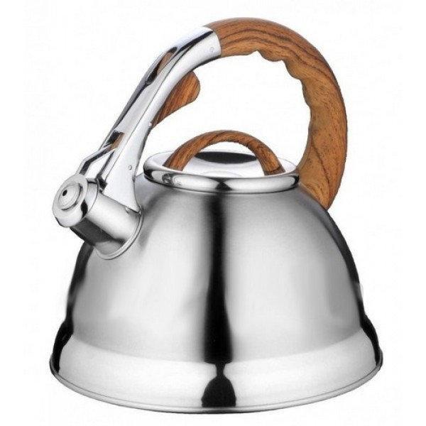Чайник со свистком Frico FRU-756 3.5 л классический современный дизайн