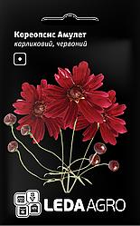 Семена Кореопсис Красный Амулет 0,2г LEDAAGRO