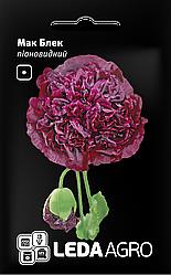Семена Мак Блэк черный 0,2г LEDAAGRO