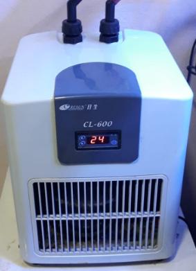 Охладитель для аквариума Resun CL-600