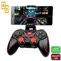Беспроводный игровой джойстик (геймпад) для смартфона Terios X3, Bluetooth Gamepad для IOS, Android, TV, PC