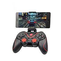 Беспроводный джойстик геймпад Terios Bluetooth для смартфона на IOS Android Андроид Tv Box, фото 1