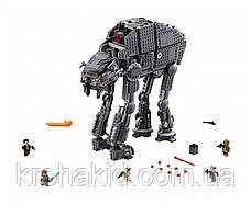 """Конструктор Bela 10908 """"Штурмовой шагоход Первого Ордена"""" (аналог Lego Star Wars 75189), 1406 дет, фото 2"""