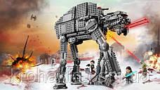 """Конструктор Bela 10908 """"Штурмовой шагоход Первого Ордена"""" (аналог Lego Star Wars 75189), 1406 дет, фото 3"""
